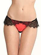 DITA VON TEESE Man Catcher - Von Follies Hipster-String