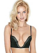 WONDERBRA Perfect Plunge Push-Up BH, extra tiefes Dekolleté