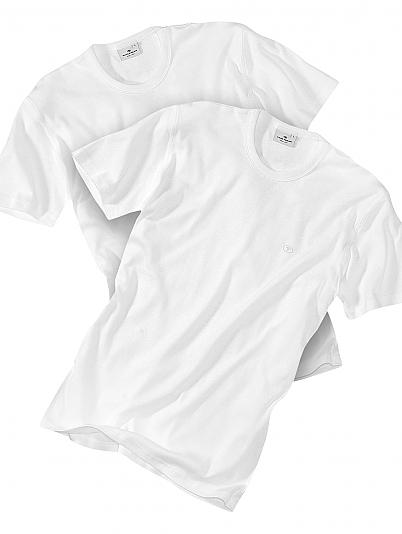 TOM TAILOR Lance Shirt halbarm Doppelpack