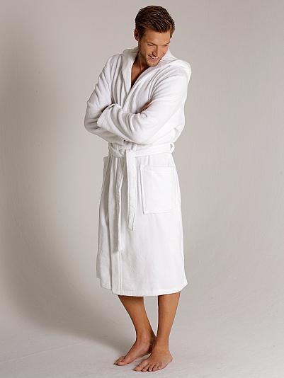 taubert sauna men bademantel mit kapuze l nge 120 cm wei online shop. Black Bedroom Furniture Sets. Home Design Ideas