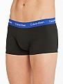 CALVIN KLEIN Cotton Stretch Shorts im 3er-Pack