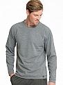 MEY Lounge Sweat-Pullover, innen weich angeraut