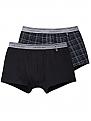 SCHIESSER 95/5 Shorts im Doppelpack