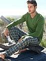 SCHIESSER Night Pyjama lang