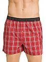 SKINY Boxer Selection Web-Boxer Shorts im Doppelpack